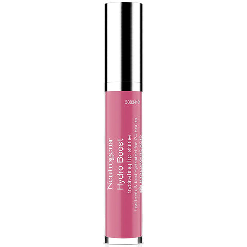 NEUTROGENA - Hydro Boost Hydrating Lip Shine, Radiant Rose