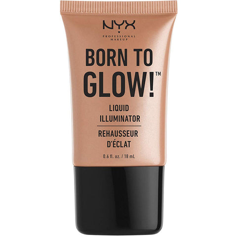 NYX - Born to Glow Liquid Illuminator, Gleam