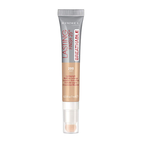 RIMMEL - Lasting Finish Breathable Concealer, Light