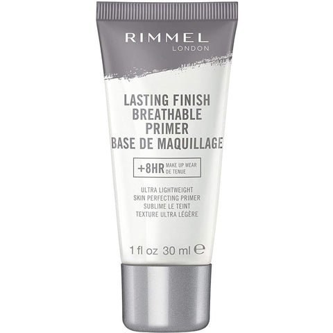 RIMMEL - Lasting Finish Breathable Primer, Clear