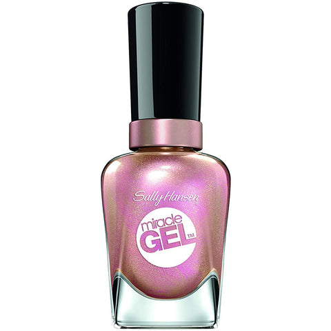 SALLY HANSEN - Miracle Gel Nail Polish, Shhhh-immer