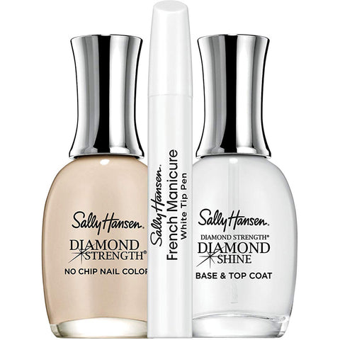 SALLY HANSEN - Diamond Strength French Manicure Pen Kit, Barely There