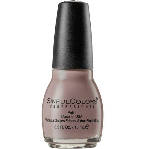 SINFULCOLORS - Professional Nail Polish, Taupe is Dope!