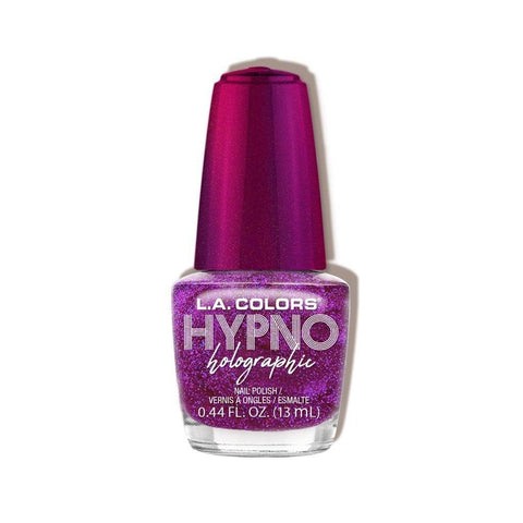 LA COLORS Hypno Holographic Polish Euphoric