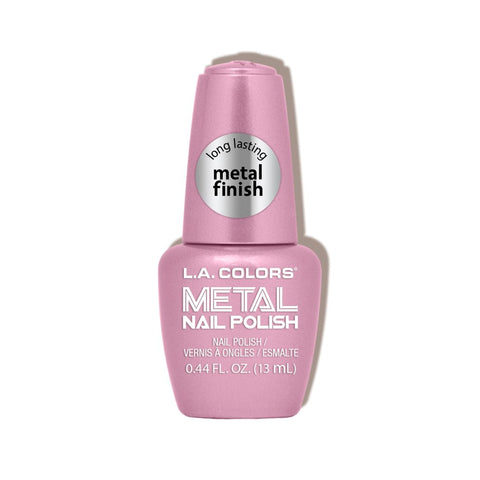 LA COLORS Metal Polish Crystal Pink