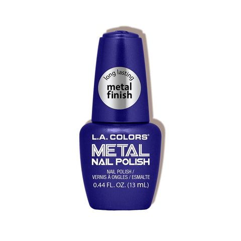 LA COLORS Metal Polish Glacier