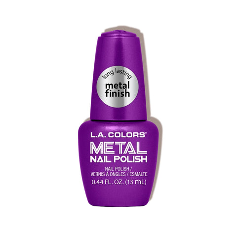 LA COLORS Metal Polish Violet Vixen