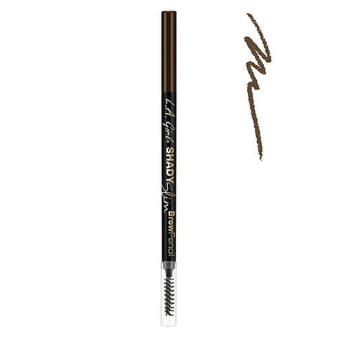 LA GIRL Shady Slim Brow Pencil Medium Brown