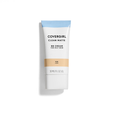 COVERGIRL Clean Matte BB Cream Light