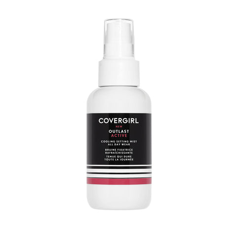 COVERGIRL Outlast Active All Day Setting Mist