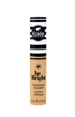 KOKIE COSMETICS - Be Bright Concealer Med Beige