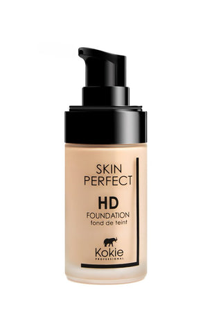 KOKIE COSMETICS - Skin Perfect HD Foundation 10W