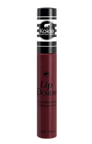 KOKIE COSMETICS - Liquid Lip Poudre Secrecy