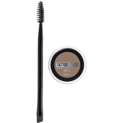 MAYBELLINE TattooStudio Brow Pomade Eyebrow Makeup Blonde