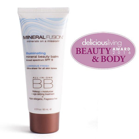 MINERAL FUSION - Illuminating Beauty Balm SPF 9