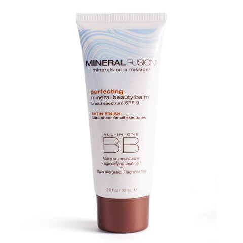 MINERAL FUSION - Perfecting Beauty Balm SPF 9
