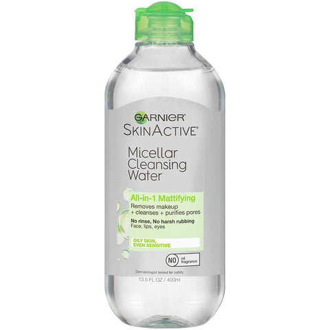 GARNIER - Micellar Cleansing Water All in 1 Mattifying