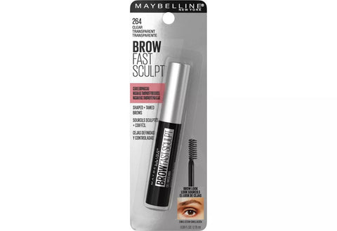 MAYBELLINE - Brow Fast Sculpt Eyebrow Gel Mascara Clear 264