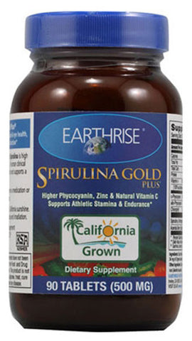 Earthrise Spirulina Gold Plus
