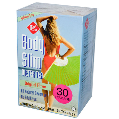 UNCLE LEE'S TEA - Body Slim Original Dieter Tea