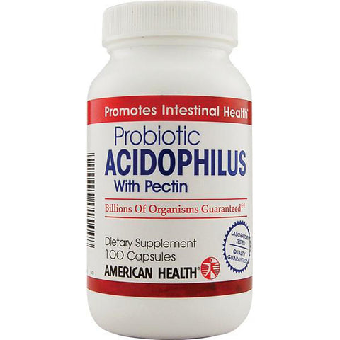 AMERICAN HEALTH - Probiotic Acidophilus with Pectin