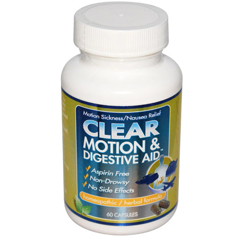 CLEAR PRODUCTS - Clear Motion  Digestive Aid