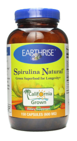 Earthrise Spirulina Natural