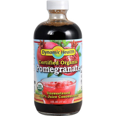 DYNAMIC HEALTH - Pure Pomegranate 100% Juice Concentrate, Unsweetened