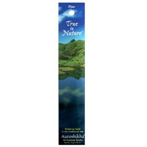 AUROSHIKHA - True To Nature Incense Pine