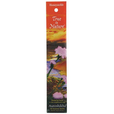 AUROSHIKHA - True To Nature Incense Honeysuckle