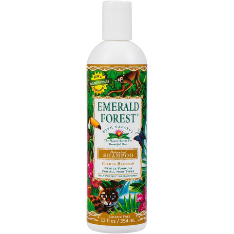 Emerald Forest Botanical Shampoo