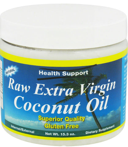 HEALTH SUPPORT - Coconut Oil Diet Gourmet Style