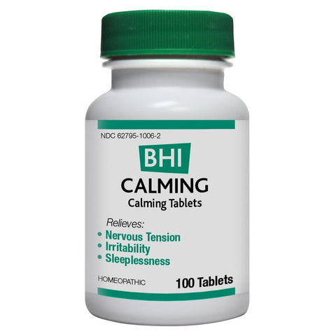 HEEL - BHI Calming Tablets