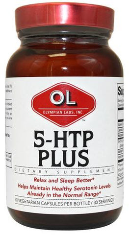 Olympian Labs 5 HTP Plus 100 mg