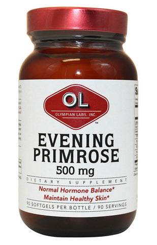 Olympian Labs Evening Primrose Oil 500 mg