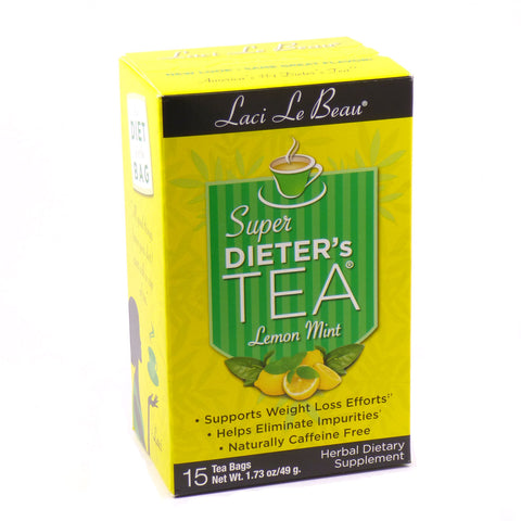 Natrol Laci Super Dieters Tea Lemon Mint
