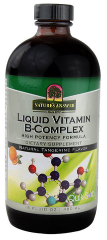 Natures Answer Platinum Vitamin B Complex