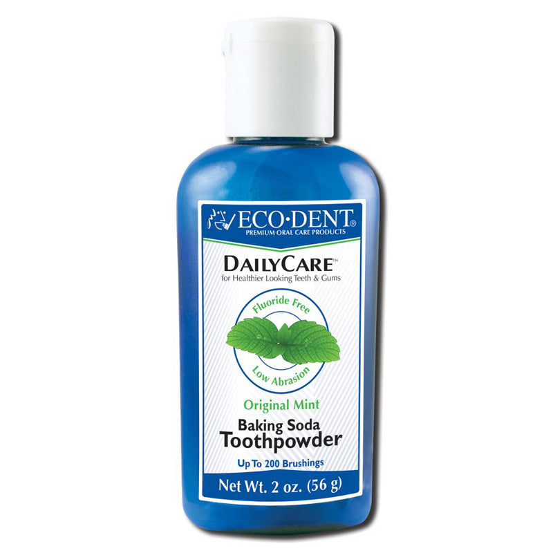 ECODENT - DailyCare Toothpowder Original Mint