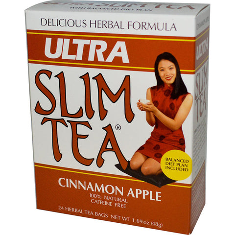 HOBE - Ultra Slim Tea Cinnamon Apple