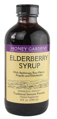 Honey Gardens Honey Elderberry Extract with Propolis