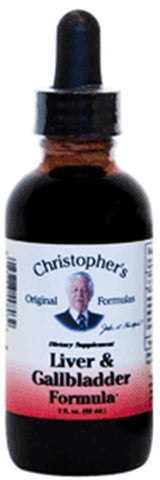 Christophers Original Formulas Liver Gall Bladder Formula