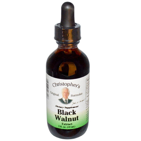 Christophers Original Formulas Black Walnut Hull Extract