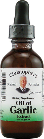 Christophers Original Formulas Oil of Garlic Extract