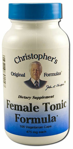 Christophers Original Formulas Female Tonic Formula 450 mg