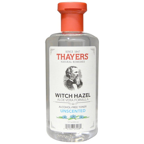 Thayers Alochol Free Unscented Witch Hazel Toner