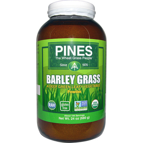 PINES - Barley Grass Powder