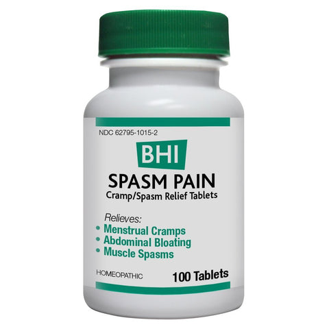 HEEL - BHI Spasm Pain Cramp/Spasm Relief Tablets