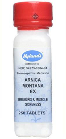 Hylands Homeopathic Arnica Montana 6X