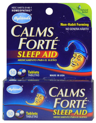 HYLANDS - Calms Forte Sleep Aid