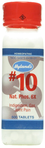 Hylands Homeopathic Natrum Phosphoricum 6X
